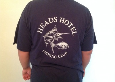 T-Shirt  - back view