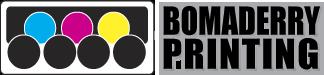 bomaderry printing logo