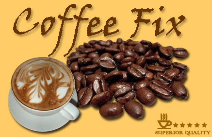 coffee fix logo